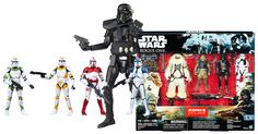 Newgame OnlineKeep Your Eyes Peeled For These Rogue One: A Star Wars StoryRetailer Exclusives