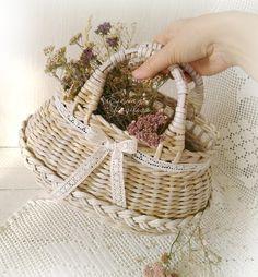 Корзинка-сумочка Весна.