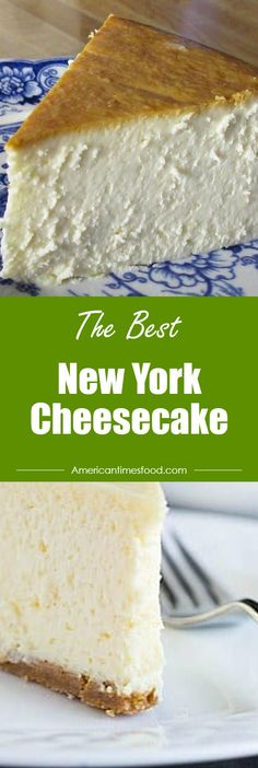New York Cheesecake – Home | delicious recipes to cook with family and friends.