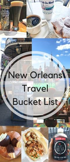 This New Orleans travel guide will show you what to eat, see and do in the French Quarter and beyond. Keep reading to find the best travel tips for NOLA. New Orleans Travel Guide, New Orleans Vacation, Nola Vacation, Trip To New Orleans, Hotels In New Orleans, Vacation Spots, Weekend In New Orleans, Vacation Countdown, Vacation Packing