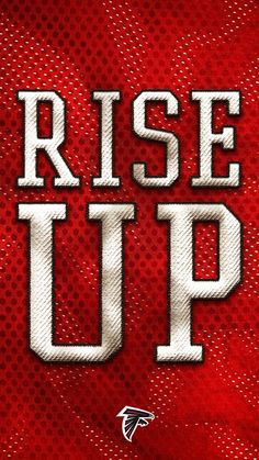 Atlanta Falcons Fans: rise up and grab this smartphone wallpaper and Mobile from to prove to your friends and family that the NFL would be nothing without the Atlanta Falcons Rise Up, Atlanta Georgia, Falcons Football, Falcons Game, Alabama Football, College Football, Pittsburgh Steelers, Dallas Cowboys, Indianapolis Colts