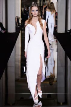The best looks from Couture Week: Atelier Versace