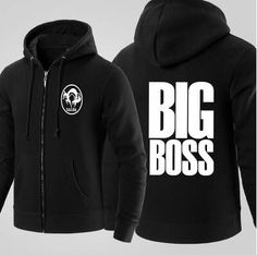 Hot New Autumn Winter Metal Gear Solid MGS Diamond Dogs Game Cosplay Zip Fashion Hoodies Free Shipping