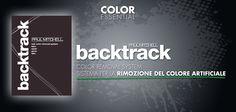 BACKTRACK, sistema delicato ed efficace per rimuovere il colore artificiale dai capelli