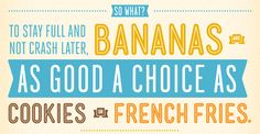 Article: So Apparently Bananas Are as Bad for You as Cookies and French Fries?  Interesting Food Chart (Satiety Index)