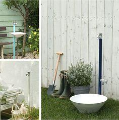 【楽天市場】エクステリア> 水回り(立水栓・蛇口・水受け)> 立水栓> 蛇口付き立水栓ジラーレ:ガーデンマート