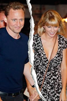 Tom Hiddleston and Taylor Swift Split After Less Than Three Months