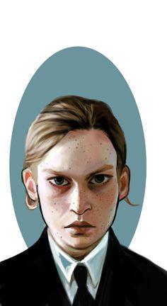 caleb by jeremyjohnirons Syd - Antiviral