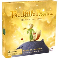 Travel through the clouds to the planet of the little prince!