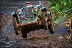 The Little-Known Series Where The Rich Offroad Priceless Classic Cars Mg Cars, Race Cars, Sport Cars, Offroad, Car Pictures, Photos, British Sports Cars, Flying Car, Vintage Race Car