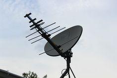 I turned my satellite dish into a badass HDTV antenna