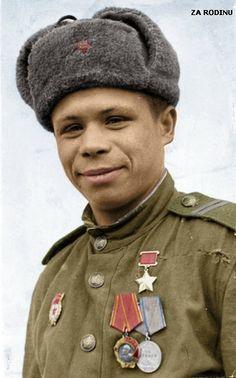 Hero of the Soviet Union - ww2