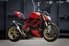 Ducati Streetfighter 848 | Modified Ducati Streetfighter wit… | Flickr