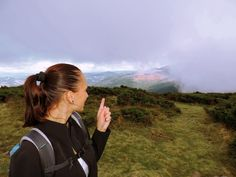 a beautiful day to top, spre Varful Bihor