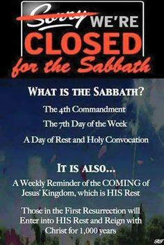 Sabbath Day of Rest