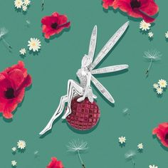 3b5f7f9fa6 The famous clip from Van Cleef   Arpels comes back in a special exhibition