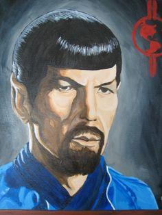 MirrorMirror Spock