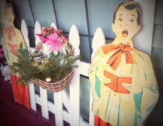 My porch and home at Christmas, Rustic, vintage charm, Silent Night...photo by Julie Cruzan