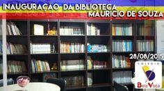Biblioteca BV inauguração