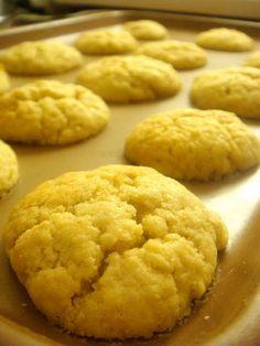 Easy Peasy Organic - Sustainable Food, Home and Life: Gwen Loves Lemon Millet Cookies