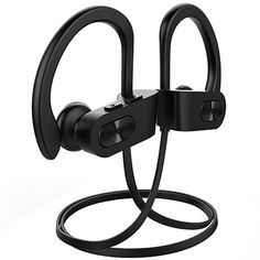 With Allsop Micro Innovations Behind-The-Neck Headset w Black New Headphone
