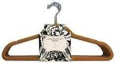 Ultra-Slim Flocked Non-Slip Hangers