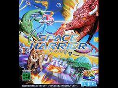 スペースハリアー BGM集 -Space Harrier BGM Collection