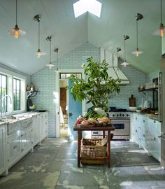 Designer Steven Gambrel's 8 Favorite Kitchen Designs Photos | Architectural Digest