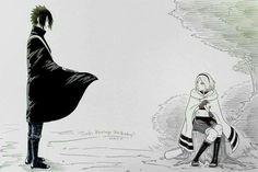 Sasusaku Sasuke and Sakura\\. Naruto Kakashi, Anime Naruto, Sakura Haruno, Sasuke Sakura Sarada, Naruhina, Akatsuki, Chibi, Narusaku, Sasunaru