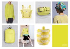 Accessories color analysis ss15 by Sara Bevilacqua, via Behance
