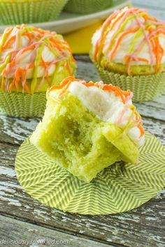 Lime Cupcakes-1 by elinor
