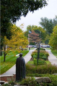Newman University Campus Wichita.