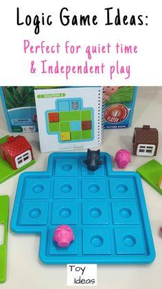 Best Logic Games for Kids