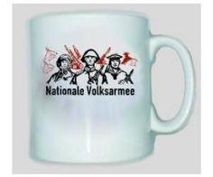 Tasse NVA - Nationale Volksarmee der DDR / mehr Infos auf: www.Guntia-Militaria-Shop.de