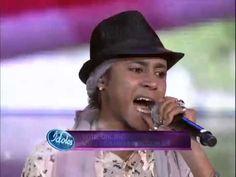 Ídolos 2012 Everton Maciel canta Saudosa Maloca 27/11/2012
