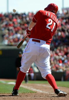 Tod Frazier hitting monster home run in 1-0 win over cubs on April 24th, 2013