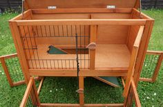X-large Double Decker Rabbit Hutch With Pen, Guinea Pig, Hutch , Rh1001xl