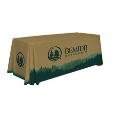 6' Table Cloth - Bemidji State University Beavers - 810026BEM-001