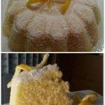TORTA AL LIMONE (microonde)