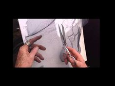 Wire Mesh Sculpture Peter Robinson Smith - YouTube