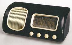 Wonderful B&O radio from 1939. Beolit 39.