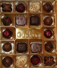 Gudrun Belgian Chocolate
