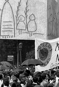 Nuclear? No, gràcies | Barcelona, 1979