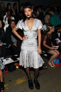 Rihanna:  Mr. Blasberg's Best-Dressed List: September 13th, 2013