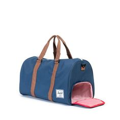 8bc350e440b Herschel Supply Novel Duffle - Navy Herschel Bag