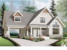 New American 2 bed, 2 1/2 bath, 2 stories 1348 sq ft