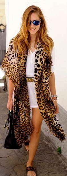 Summer Leopard..