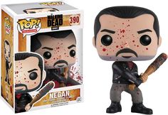 Pop! Television - The Walking Dead - Negan [Bloody]