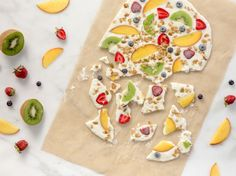Yogurt Fruit Bark Recipe - Genius Kitchendevice-iconsdevice-icons