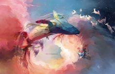 The Art Of Animation, Jade Mosch - AKA: ELK64